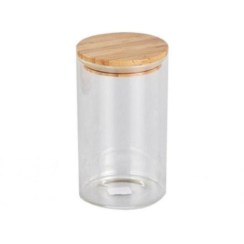 dóza kul. 1,0l skl.+bambus víčko