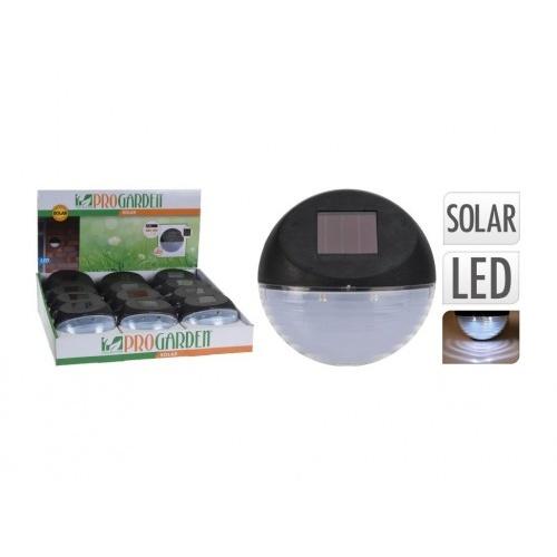 lampa solární 2x1LED, na zeď PH