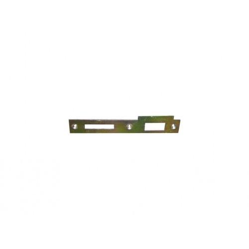 protiplech 2/2 L Zn rovný   (10ks)