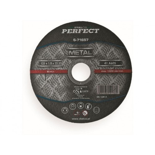 kotouč řez. na ocel 150x2,5x22,23mm STALCO