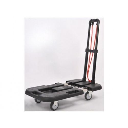 vozík plošinový skládací nastavitelný 560/750x1035x380mm PP+kov