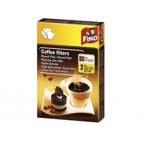 filtry na kávu velikost 2        (80ks)