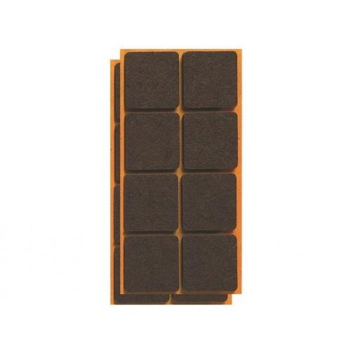 ochrana podlah filcová 28x28mm HN (16ks)