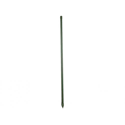 sloupek k okrasnému pletivu 1.0m/20mm kov/PE ZE