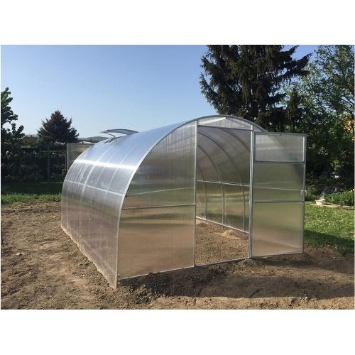 skleník zahradní GARANT 4x3 m oblouk, polykarbonát