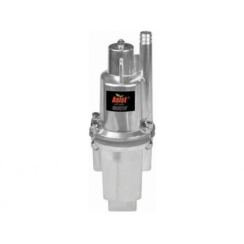 čerpadlo ponorné vibrační 300W, 3žílový/10m kabel ASIST