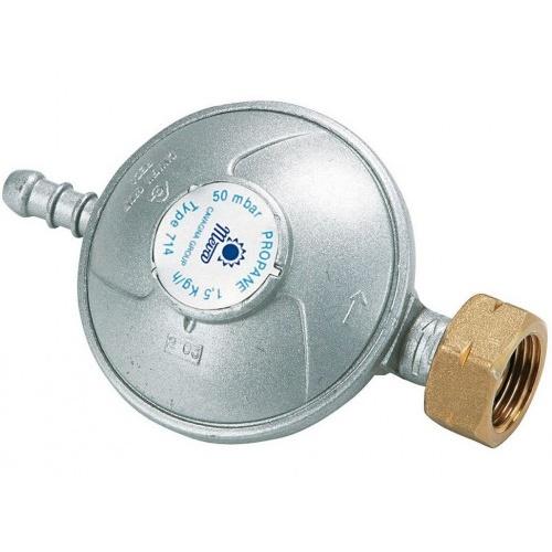 regulátor tlaku 50mbar, trn, matice W21,8