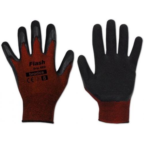rukavice FLASH GRIP latex  6