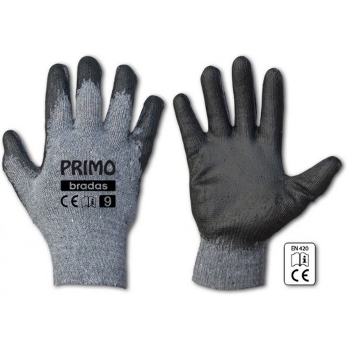 rukavice PRIMO latex 10