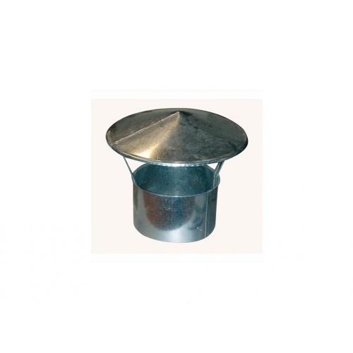 stříška komínová 118mm Zn