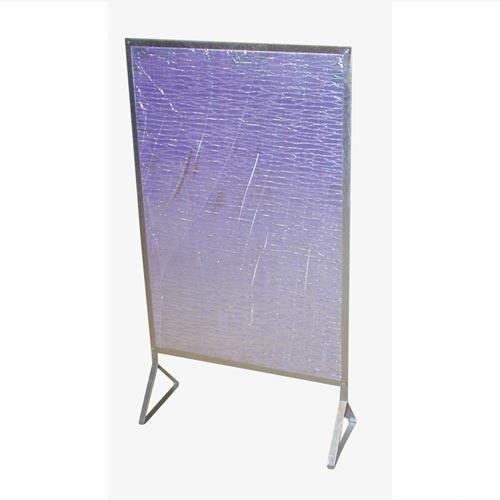 zástěna za kamna REFLEX 92x61cm se stoj. (95°C)