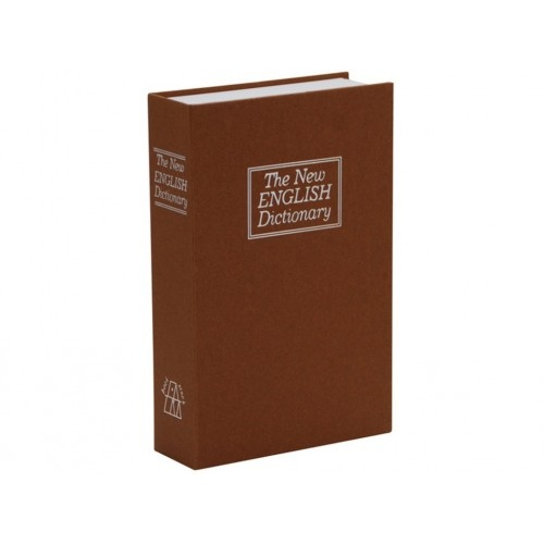 trezor kniha 240x155x55mm HN