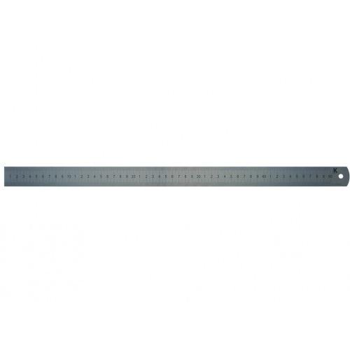 měřítko ocel.  500mm INOX KMITEX