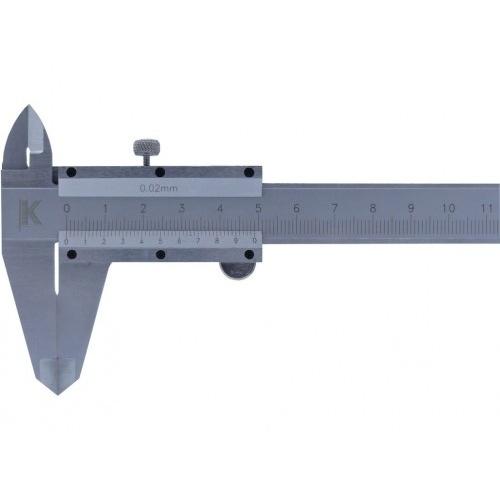 měřítko posuvné 200mm KMITEX