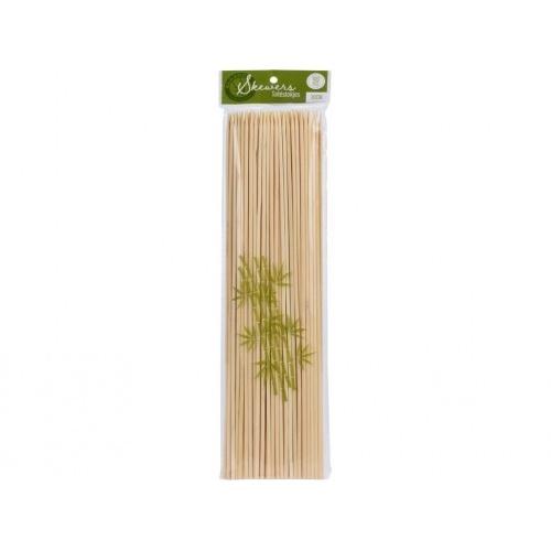 špejle bambus 30cmx3mm (100ks)