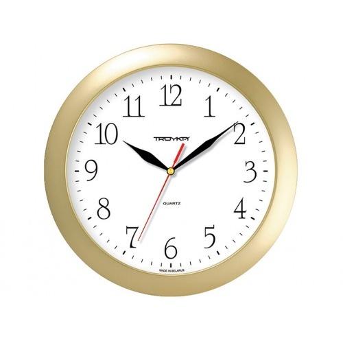 hodiny nástěnné pr.29cm PH ZLA, minerální sklo