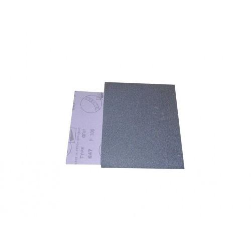 plátno brusné na kov 637 zr. 80, 230x280mm