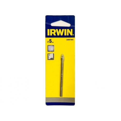 vrták do dlažby a skla  5mm IRWIN