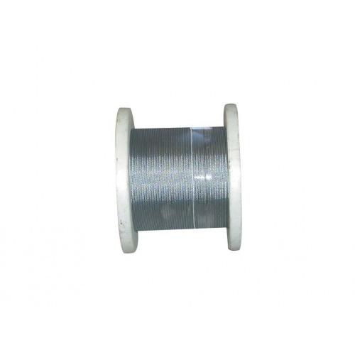 lanko ocelové  1mm ZCCZ pu Zn (500m) max.zat.47kg