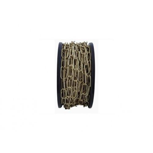 řetěz Z100/4, pu HN brynýrovaný  (50m)