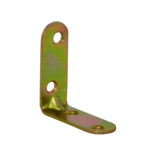 úhelník s prolisem  50/18/2mm ŽL Zn   (20ks)