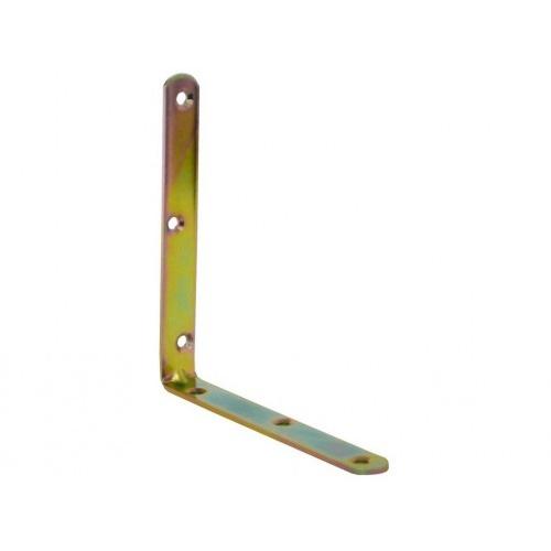 úhelník s prolisem 140/18/3mm ŽL Zn   (10ks)