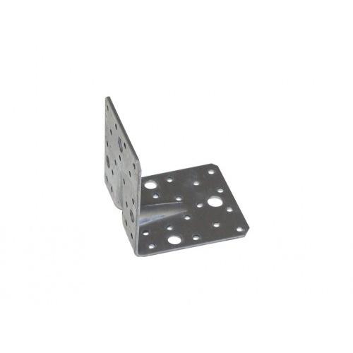 úhelník 05-23/V 90x100x100mm BV/Ú s vlisem