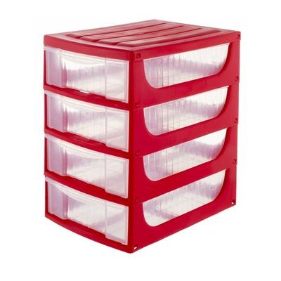 ALDOTRADE Stolní box Hobby 17x25x27cm