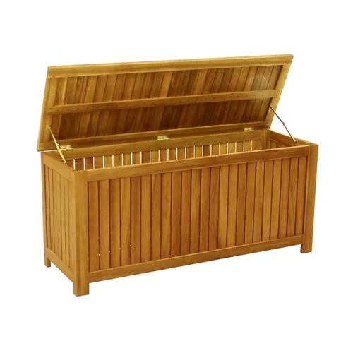 ALDOTRADE dřevěný úložný box Romeo dřevo akácie