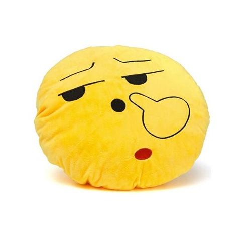 ALDOTRADE Polštář smajlík Emoji ANGRY