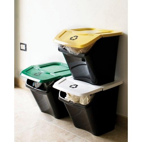 Odpadkové koše na tříděný odpad Ecobin