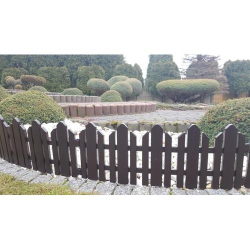 ALDOTRADE Zahradní plůtek Home 2,3m