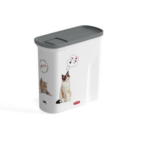 CURVER kontejner na suché krmivo 2l kočka 04346-L30
