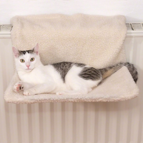 ALDOTRADE Závěsné odpočívadlo pro kočky Relax 43x30x25 cm