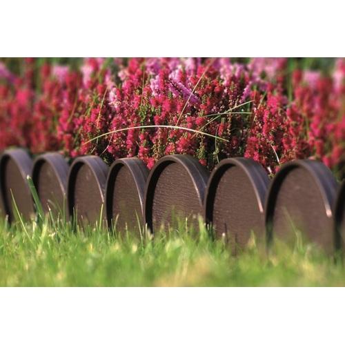 Zahradní obrubník lem trávníku palisáda Garden Line 10m