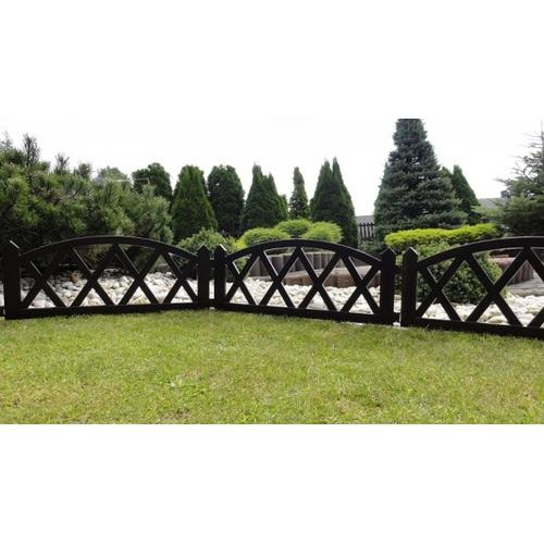 ALDOTRADE zahradní plůtek Garden 2,3m