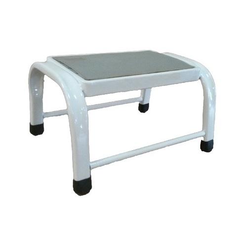 ALDOTRADE Ocelová jednostupňová stolička