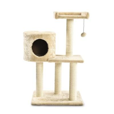 ALDOTRADE Škrabadlo pro kočky Tony 45x35x79 cm