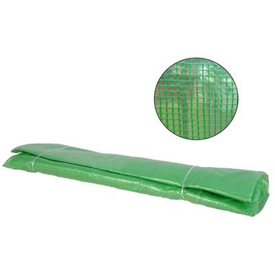ALDOTRADE Náhradní plachta k fóliovníku 4x2,5m zelená